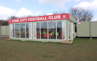 3 Bay Modular Building and Numerous Changing Rooms
