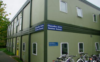 80' x 70' Two Storey Modular Building - Building 1, Norwich