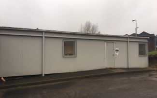 40' x 12' Genuine Used Portakabin Pullman Unit, York