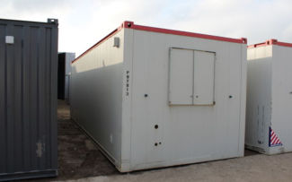 24'x9' Anti-Vandal Office Unit, York