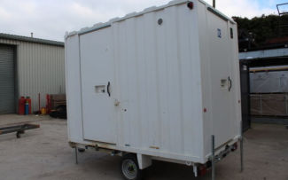 10'x8' Genuine G300 Welfare Unit, York