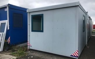 40'x10' Genuine Used Portakabin Unit, York