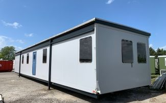 60' x 13' Genuine Used Portakabin Office Unit, York