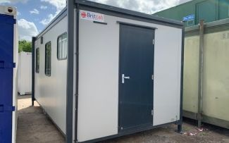 16' x 9' Genuine Used Portakabin Office Unit, York