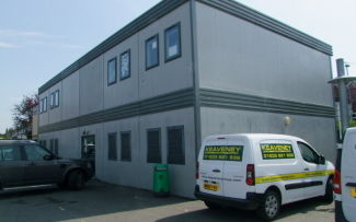 32' x 62' 12 Bay (6 on 6) Two Storey Modular Building , Essex