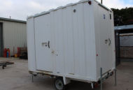 10'x8' Genuine G300 Welfare Unit