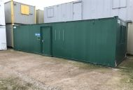32'x10' Anti-Vandal Office and Canteen Unit