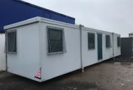 40' x 10' Genuine Used Portakabin Office Unit