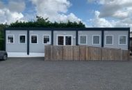32'x50' 5 Bay Single Storey Modular Building