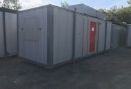 24'x9' Anti-Vandal Office and Canteen Unit