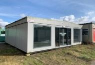 32'x30' 3 Bay Single Storey Modular Building