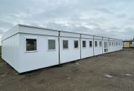32' x 100' Brand New 10 Bay Single Storey Modular Building - AVAILABLE October 2020!!